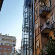 piattaforme elevatrici a pavia realizzato da maripa