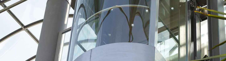 ascensore condominiale a pavia realizzato da maripa
